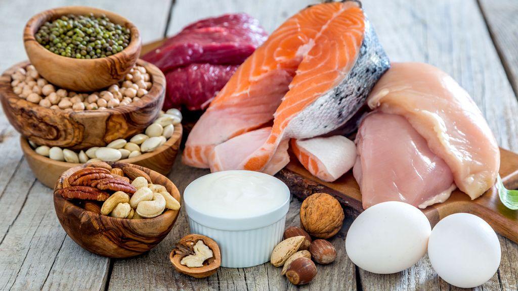 با این غذاهای پروتئینی بیشتر سیر بمانید