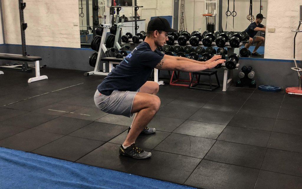اسکات -روتین ورزشی که می تواند تمام قسمت های بدن را شکل بدهد - رژیم لاغری - کاهش وزن