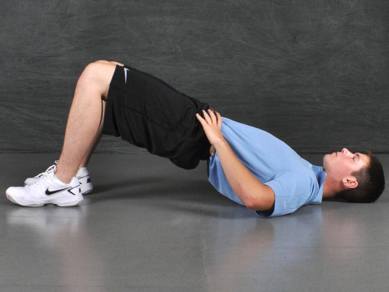 پل باسن -روتین ورزشی که می تواند تمام قسمت های بدن را شکل بدهد - رژیم لاغری - کاهش وزن
