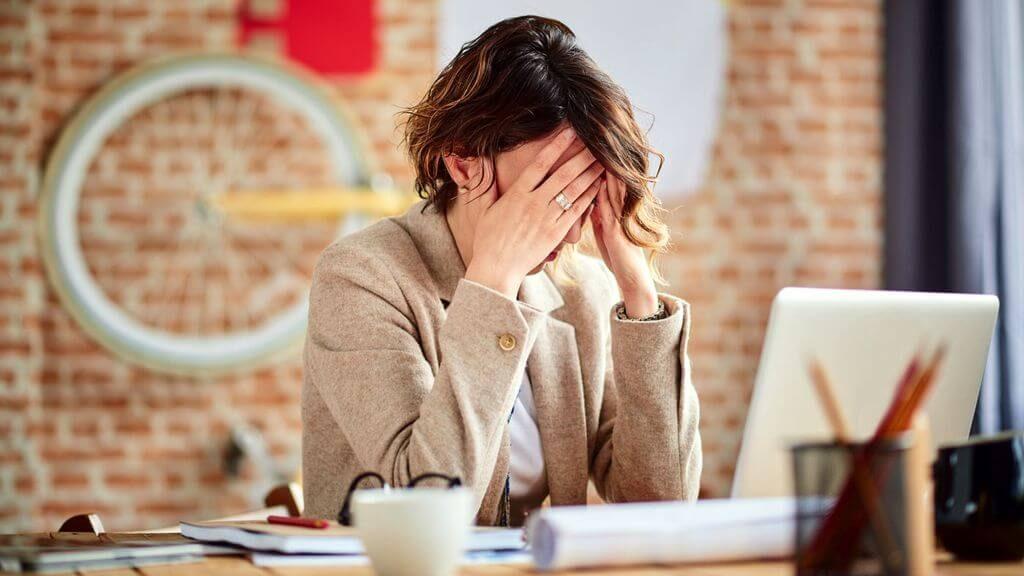 چطور اضطراب بر بدن شما تاثیر می گذارد؟ - رژیم لاغری- کاهش وزن