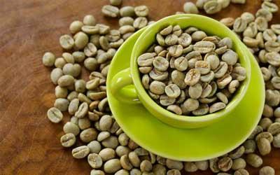 دمنوش قهوه سبز