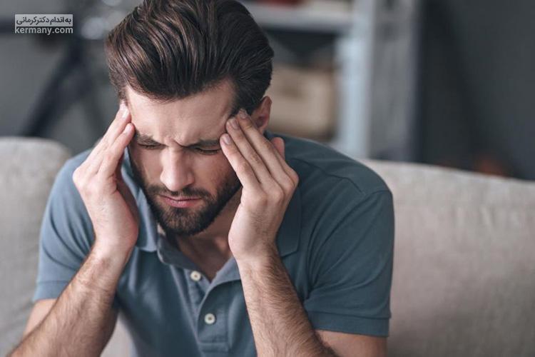 متفورمین برای لاغری - سردرد