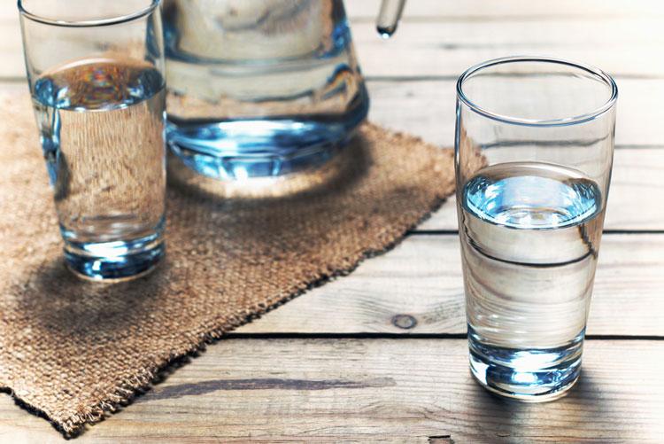 عوارض کاهش وزن سریع- کم آبی بدن
