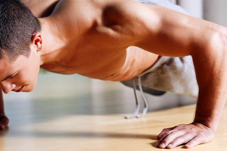 جلوگیری از شل شدن پوست با ورزش