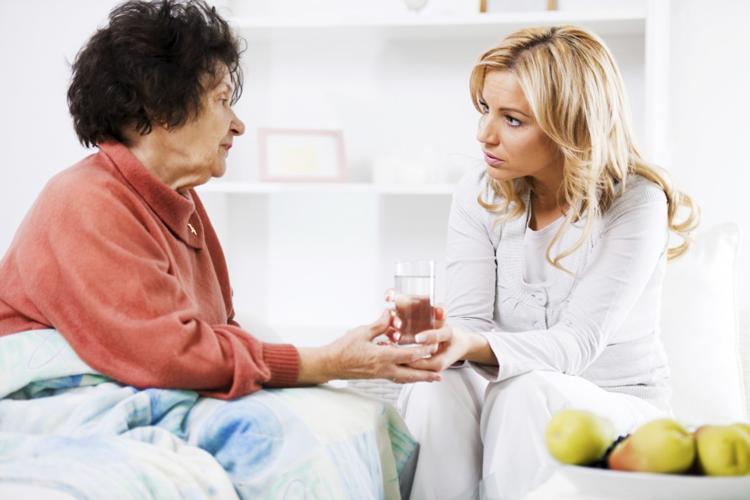 کاهش وزن ناگهانی - آلزایمر