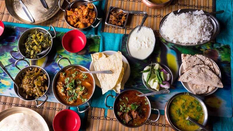 برنامه غذایی لاغری - غذای سالم