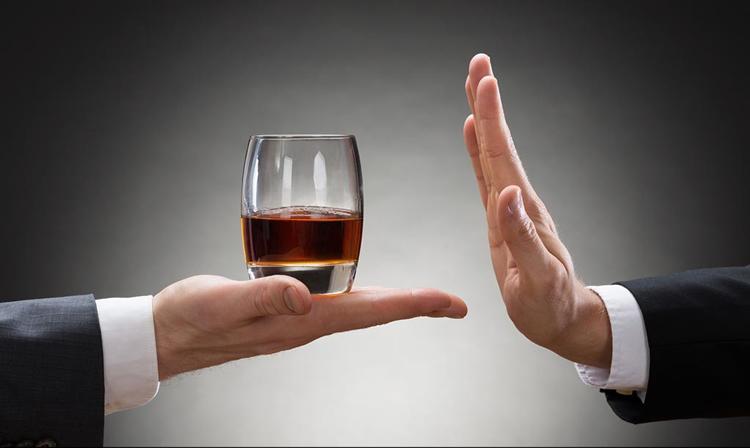 کاهش وزن ناگهانی - مصرف الکل