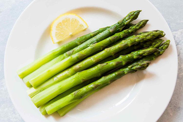 غذای کالری منفی - مارچوبه