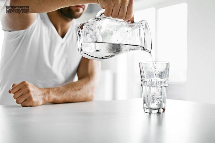 رژیم آب درمانی