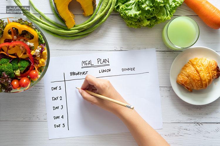 لاغری بعد از تعطیلات عید مستلزم داشتن برنامه غذایی اصولی و پایبندی به آن است.