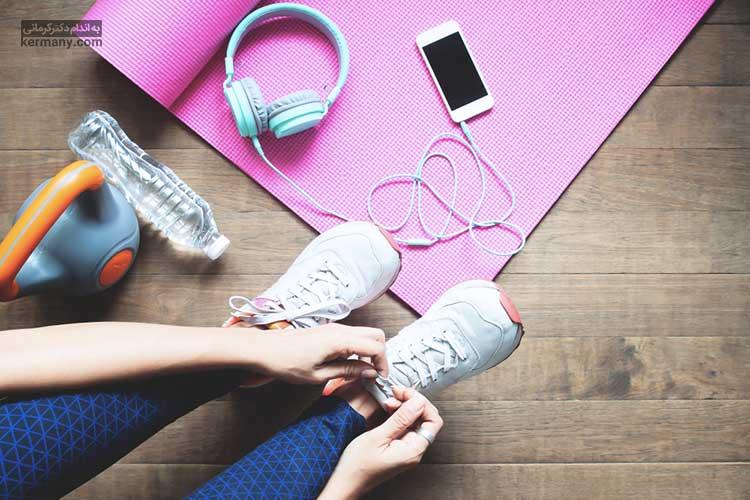 ورزش جزء جداناپذیری از یک رژیم سالم و اصولی است و میتواند در پایبندی به رژیم به شما کمک زیادی کند.