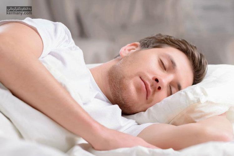 کاهش وزن سریع - خواب کافی
