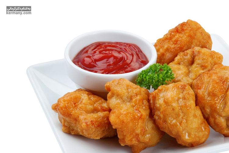 مصرف غذاهای سرخ کردنی در هنگام افطار، موجب مشکلات گوارشی در افراد می شود.