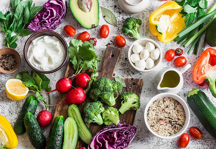 اشتهای کاذب- رژیم غذایی