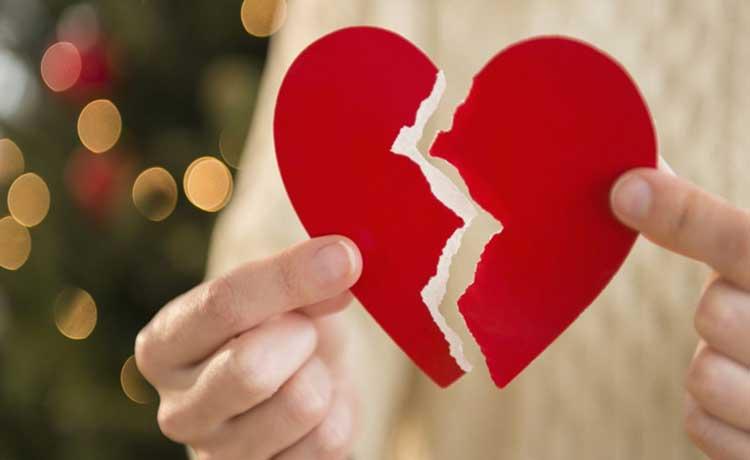 بی اشتهایی عصبی- شکست در روابط عاطفی