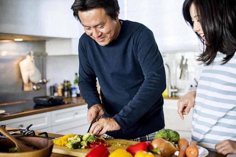 رژیم غذایی نوردیک - غذاهای خانگی