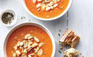 دستور پخت سوپ گوجه فرنگی