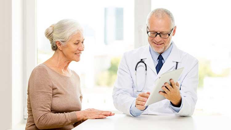 بی اشتهایی عصبی- مراجعه به پزشک