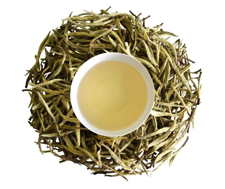 چای سفید و لاغری