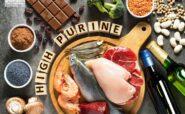 در رژیم غذایی نقرس مصرف غذاهای پوریندار را باید محدود کرد