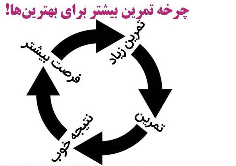 چرخه تلاش