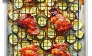 طرز تهیه ران مرغ ادویه دار