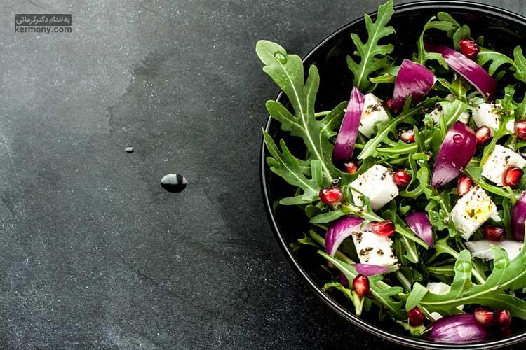 مصرف محصولات طبیعی باکیفیت، سوخت و ساز بدن را افزایش می دهد.