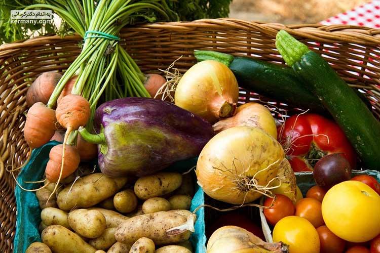 رژیم غذایی کم پروتئین یا پروتئین بالا