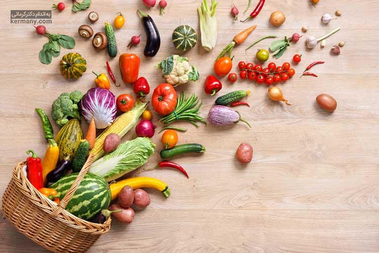 میوه و سبزیجات