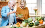 تغذیه سالمندان