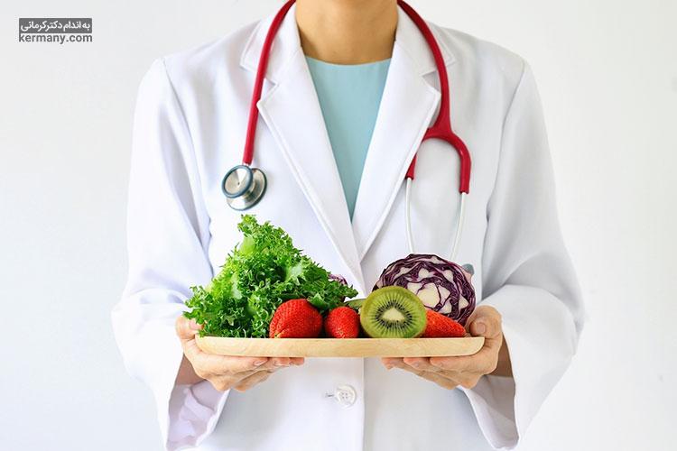 افزایش وزن کودک - متخصص تغذیه