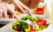 غذای کم کالری