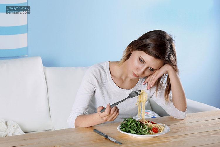 اختلال در خوردن