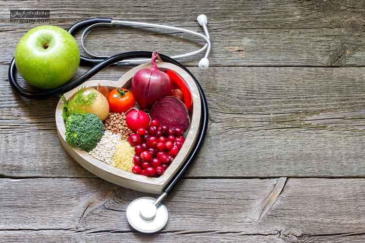 رژیم غذایی مناسب برای قلب