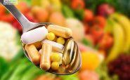مصرف مکمل ها در رژیم غذایی