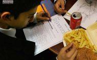 عادت های غذایی دانشجویان