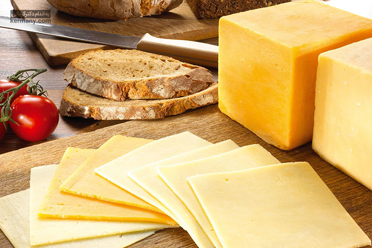 پنیر چدار از خوراکی های بدون گلوتن است که مواد مغذی زیادی مانند پروتئین و سدیم دارد.