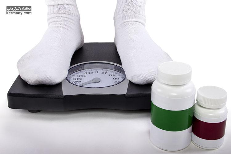 قرص افزایش وزن فت فست