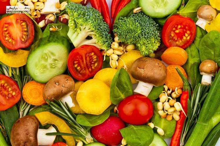 تاثیر رژیم غذایی در کنترل فشارخون