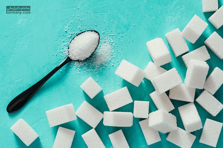 مصرف زیاد شکر و قند علاوه بر تضعیف سیستم ایمنی بدن، موجب افزایش وزن نیز می شود.