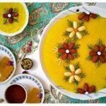 طرز تهیه شله زرد رژيمی