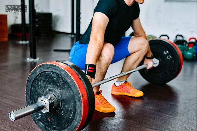 تمرین-با-وزنه