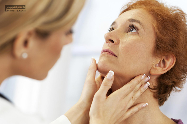 اختلالات هورمونی غده تیروئید میتواند موجب کم کاری یا پرکاری تیروئید شود که باعث افزایش یا کاهش وزن می شود.