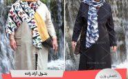 بتول آزاد زاده - قهرمان کاهش وزن دکتر کرمانی