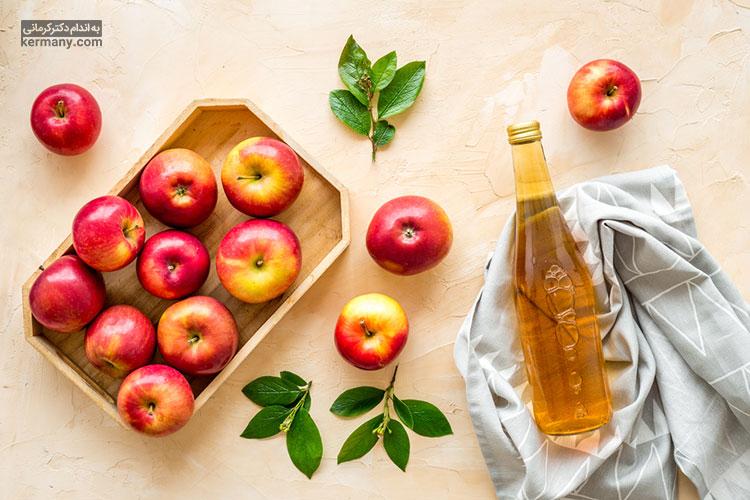 مصرف سرکه سیب به عنوان یک نوشیدنی و معجون لاغری، میتواند موجب افزایش متابولیسم بدن شود.