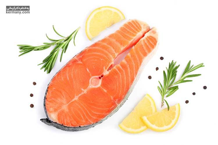 مصرف گوشت به خصوص گوشت ماهی، باعث افزایش مواد مغذی شیر مادر می شود.