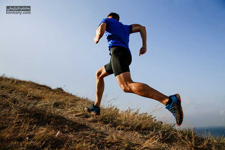 دویدن یک ورزش بسیار مناسب برای لاغری ران است.