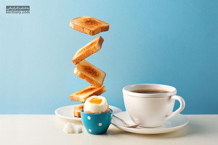 اهمیت وعده صبحانه