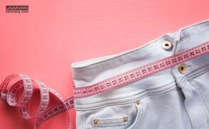 تفاوت کاهش سایز با کاهش وزن