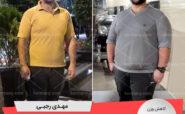 رکوردار کاهش وزن